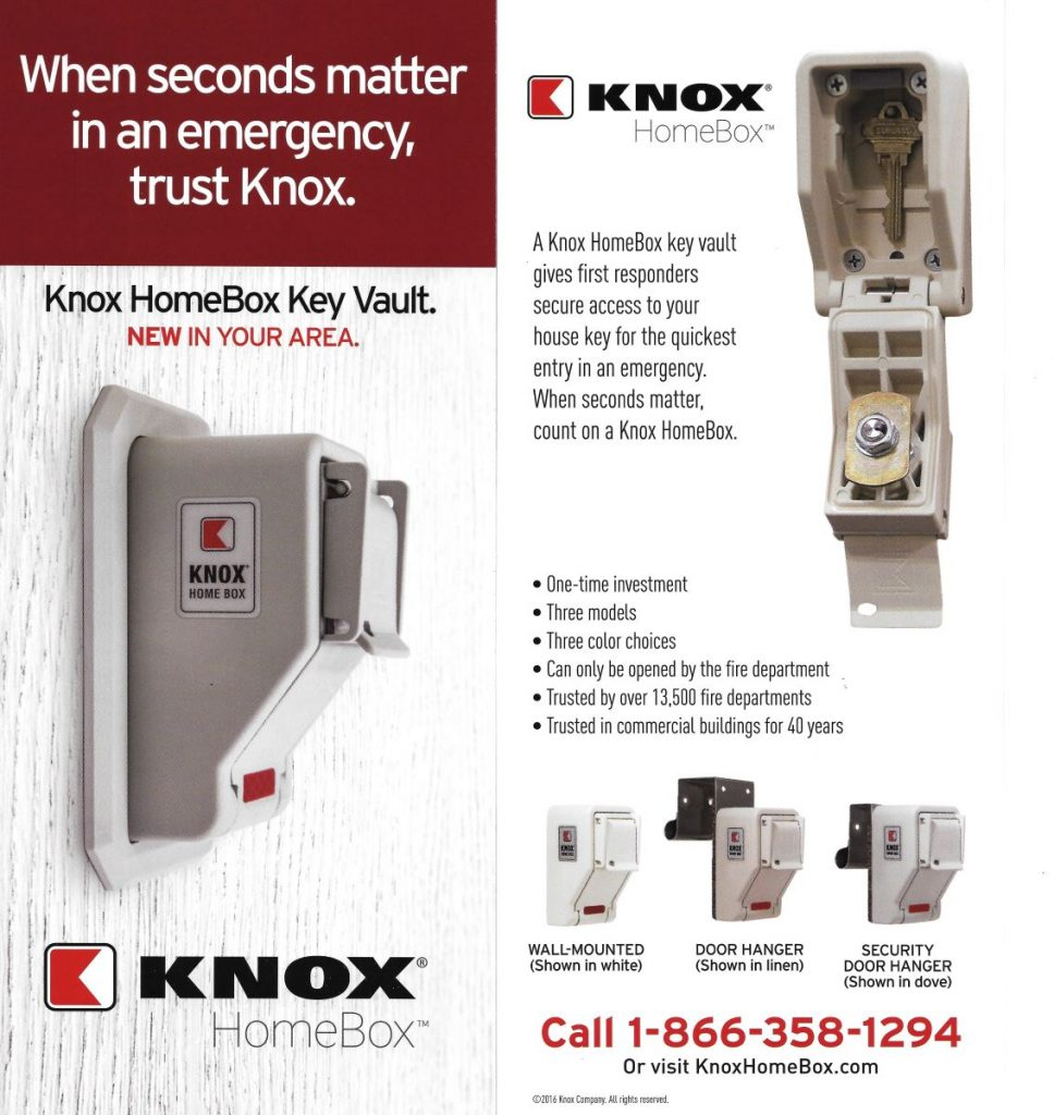 Knox Box Picture